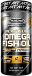 Muscletech Platinum 100% Fish Oil 100 Soft Gel Caps