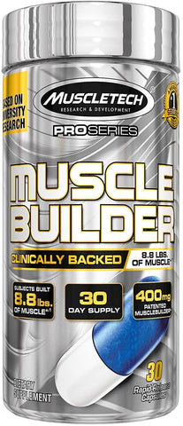 Muscletech Muscle Builder 30 Capsules