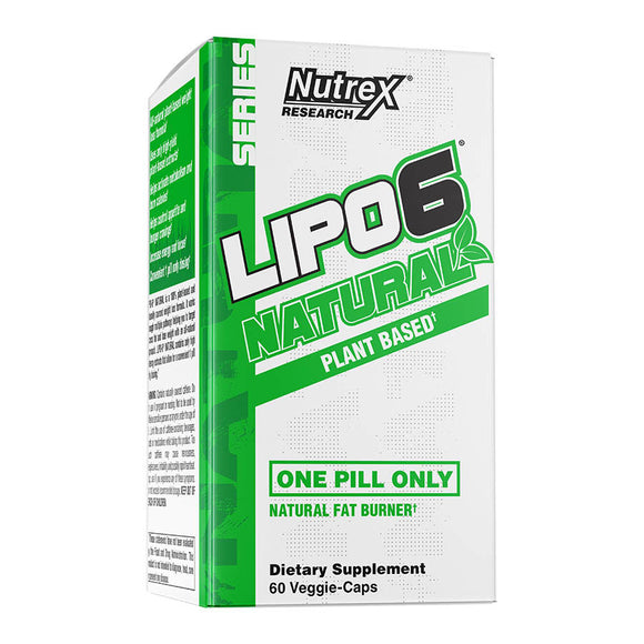 Nutrex Research Lipo 6 Natural