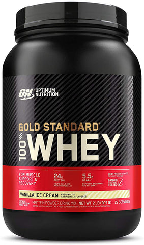 Optimum Nutrition Gold Standard 100% Whey 907 Grams