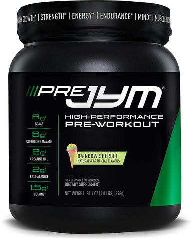 Jym Supplement Science Pre JYM 30 Serve