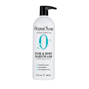 Original Sprout Hair and Body Babywash 32oz