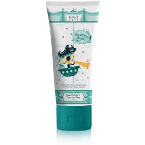 pout Care Grapefruit Island Swimmers' Top-to-Toe 75ml