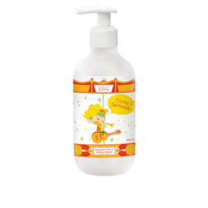 pout Care Citrus Serenade Natural Hair & Body Wash 500ml