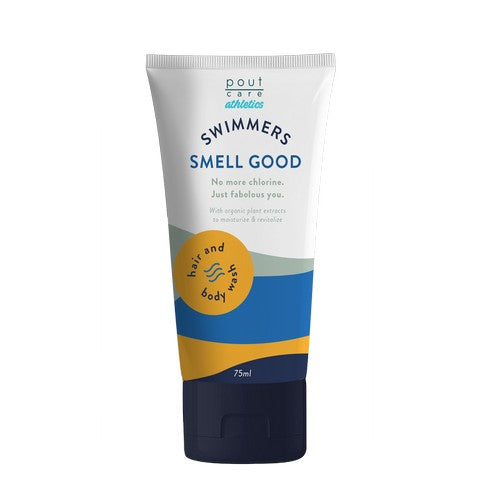 Swimmers Smell Good Hair & Body Wash 75ml