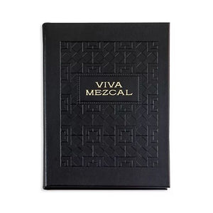 Viva Mezcal Leather Book