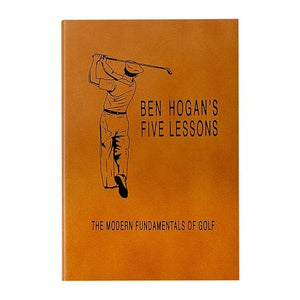 Ben Hogan's 5 Lessons Book