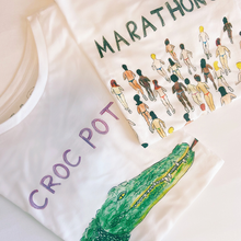 Load image into Gallery viewer, Marathong Graphic Tee
