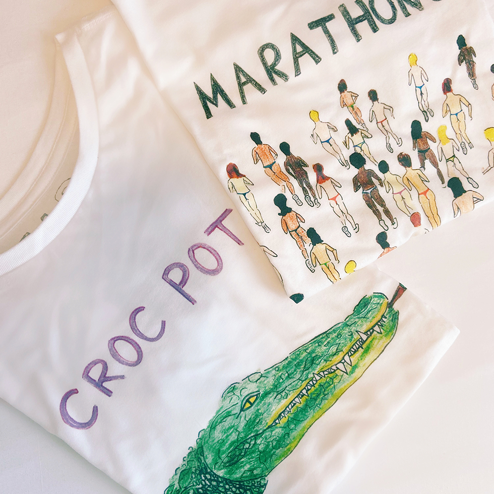 Marathong Graphic Tee