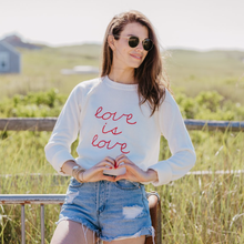 Load image into Gallery viewer, Love is Love Knit