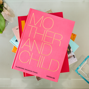 Mother And Child Coffee Table Book