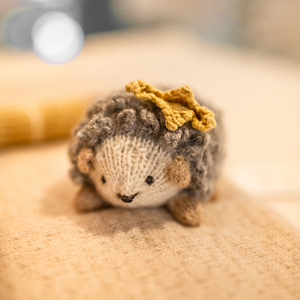 Hedgehog Stuffed Toy