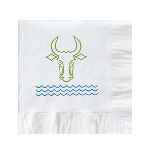 Ranch Water Beverage Napkins