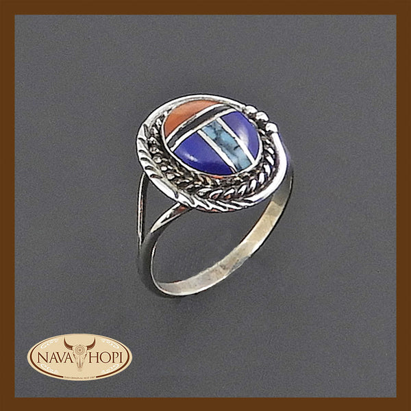 Zuni Ring Multicolor