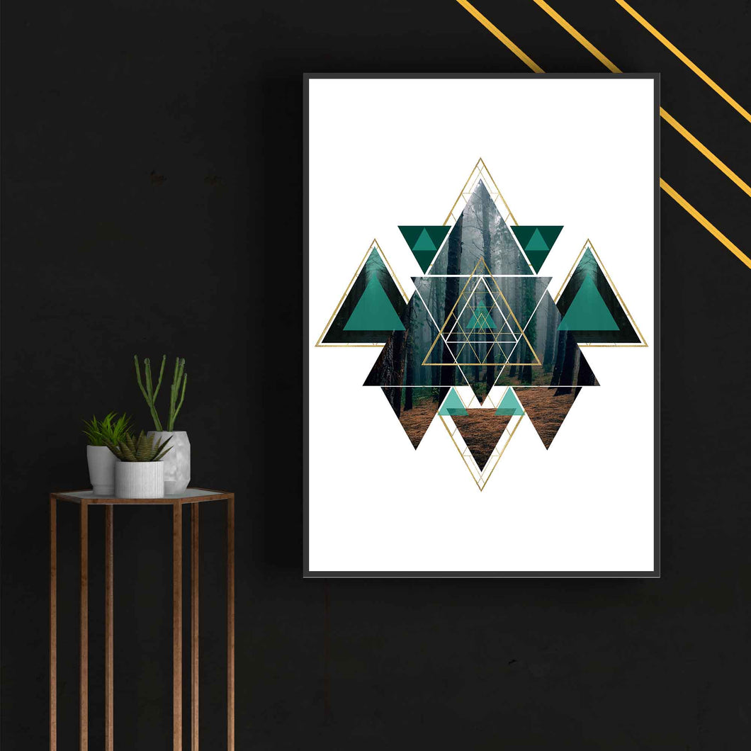 Abstract Custom Illustrations