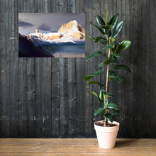 Load image into Gallery viewer, Golden Mountain Wall Art