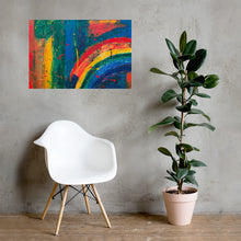 Load image into Gallery viewer, Abstract Multi-Color Wall Art