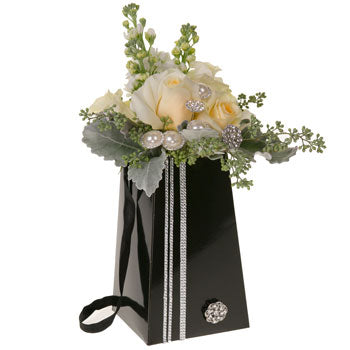 FlowerBox Grab & Go Bridal Bouquet Delivery System