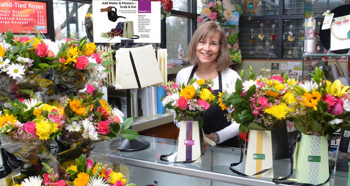 Add Sales to your Cash & Carry Flower Business