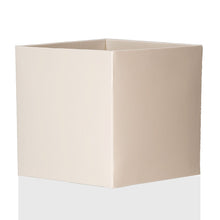 "Load image into Gallery viewer, White 5.5"" FlowerBox Vase (Carton of 120)"