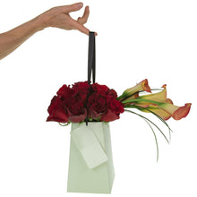 Load image into Gallery viewer, Sage Grab & Go FlowerBox Vases (Carton of 120)