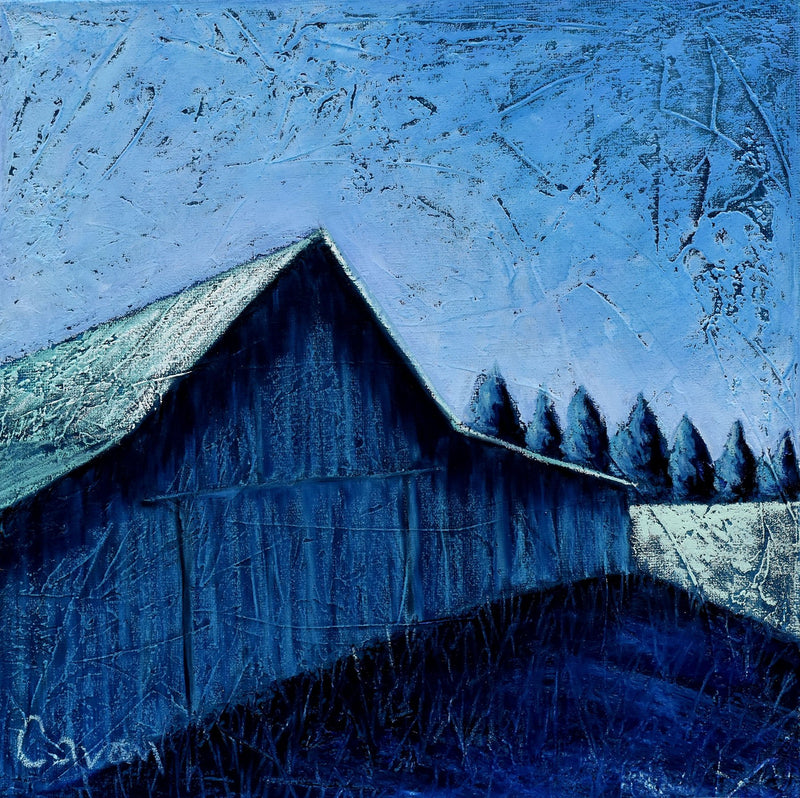 Feeling Blue - Jennifer Cavan