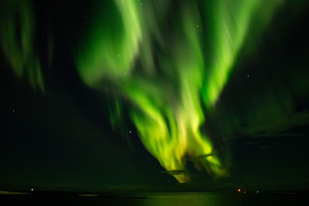 Northern Lights on Andøya