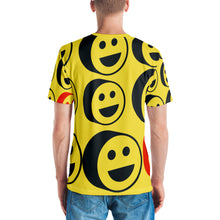 Load image into Gallery viewer, Smiles All Over Print Men's T-shirt