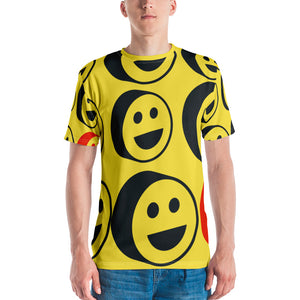 Smiles All Over Print Men's T-shirt