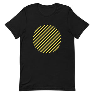 The 31 round yellow Short-Sleeve Unisex T-Shirt
