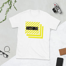 Load image into Gallery viewer, Yellow windows Short-Sleeve Unisex T-Shirt