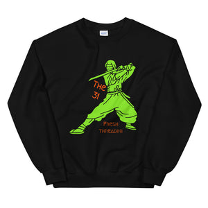 The 31 Ninja dark & Green Unisex Sweatshirt
