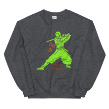 Load image into Gallery viewer, The 31 Ninja dark & Green Unisex Sweatshirt