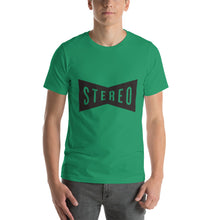 Load image into Gallery viewer, Stereo Short-Sleeve Unisex T-Shirt