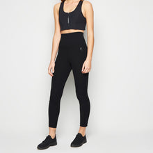 GymPro Noir Performance Leggings