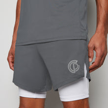GymPro Performance Shorts - Grey