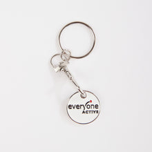 Everyone Active Coin Key Fob