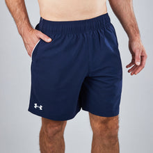 Men's Under Armour Mirage Shorts - Mid/Navy White