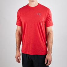 Men's Under Armour Tech Short Sleeve T Shirt - Red