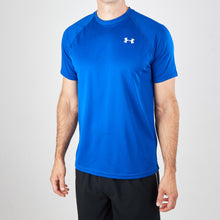 Men's Under Armour Tech Short Sleeve T Shirt - Royal Blue