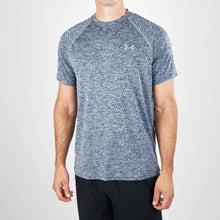Men's Under Armour Tech Short Sleeve T Shirt - Grey