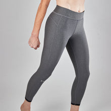 Under Armour HG Armour Ankle Crop - Charcoal