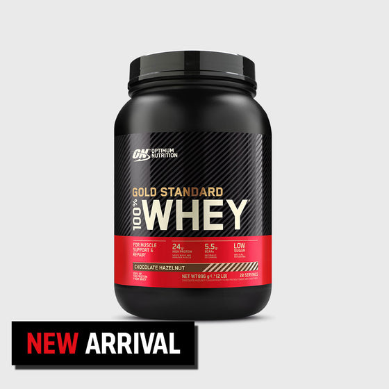 Gold Standard 100% Whey 908g Chocolate Hazelnut