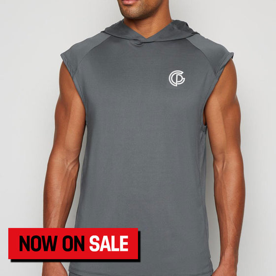 GymPro Performance Tank - Grey