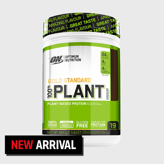 Gold Standard 100% Plant 684g Chocolate