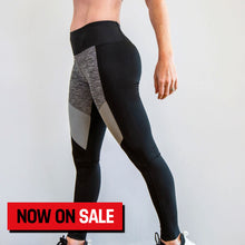 Reebok US Melange Tight Black