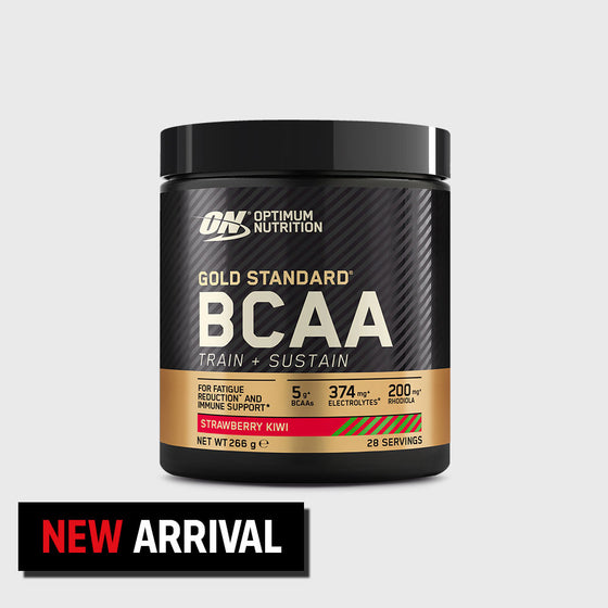 Gold Standard BCAA 266g Strawberry & Kiwi
