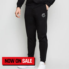 GymPro Performance tracksuit bottoms - Black