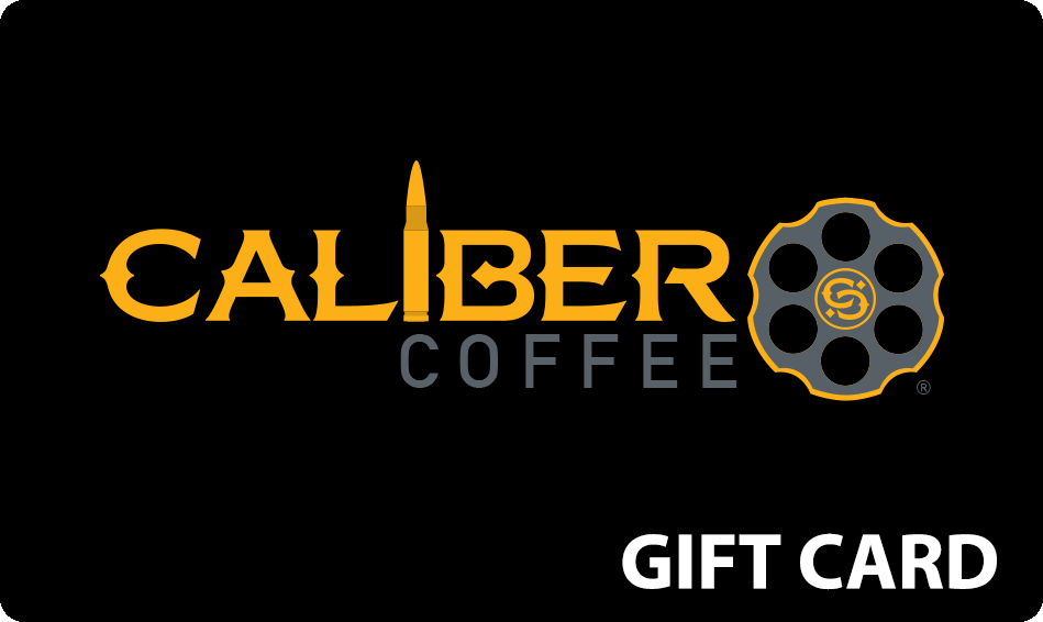 Caliber Coffee Company Gift Card