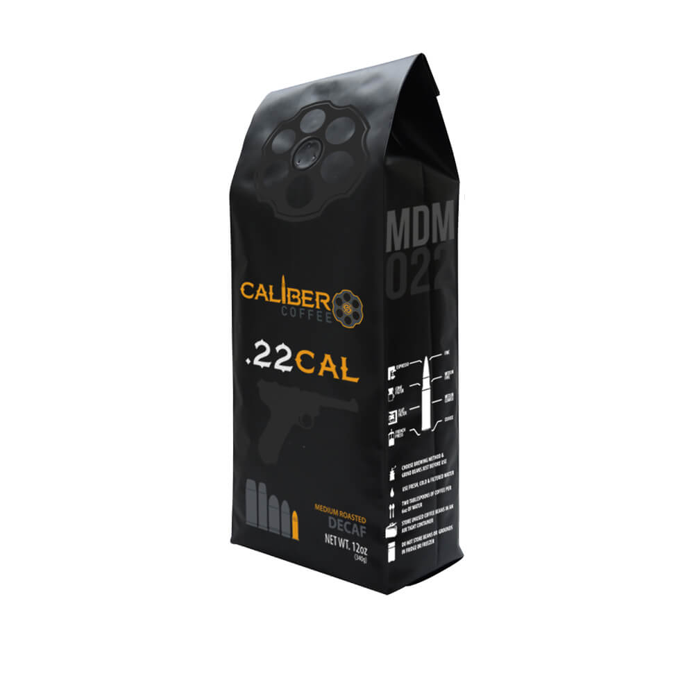 .22 CAL DECAF {Medium} (12oz)